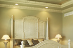 Neoclassical Home Plan Bedroom Photo 02 - 051S-0053 | House Plans and More