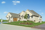European House Plan Front Photo 01 - 051S-0053 | House Plans and More