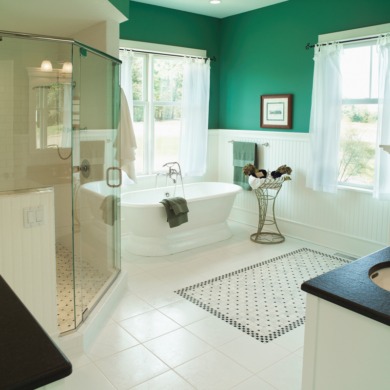 Traditional House Plan Bathroom Photo 01 051S-0054