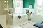 Craftsman House Plan Bathroom Photo 01 - 051S-0054 | House Plans and More