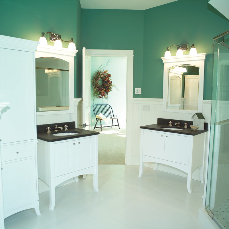 Southern House Plan Bathroom Photo 03 051S-0054