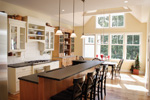 Ranch House Plan Kitchen Photo 02 - 051S-0054 | House Plans and More