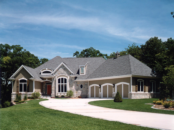Sanderson Manor Luxury Home Plan S House Plans And More - Luxury ranch home