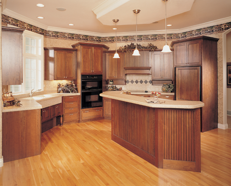 Southern House Plan Kitchen Photo 01 051S-0060