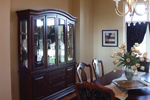 Colonial Floor Plan Dining Room Photo 01 - 051S-0093 | House Plans and More