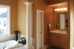 Southern House Plan Master Bathroom Photo 01 - 051S-0093 | House Plans and More