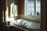 Luxury House Plan Master Bathroom Photo 02 - 051S-0093 | House Plans and More