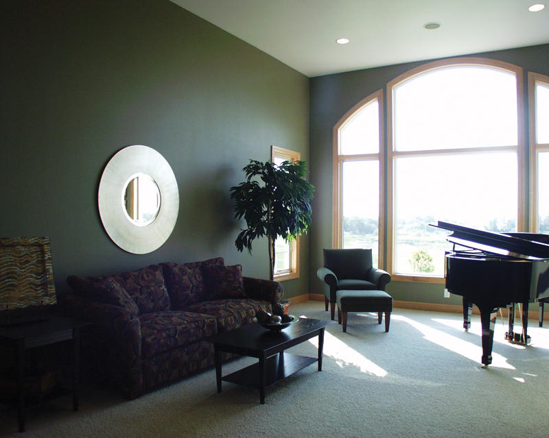 Country House Plan Music Room Photo 01 051S-0094