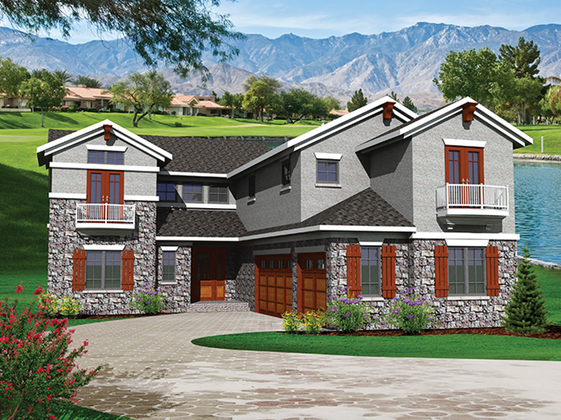 Italian Villa House Plans olmstead italian style home plan 051s-0095 | house plans and more