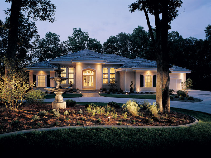 Talia Stucco Luxury Home Plan 051S 0103 House Plans and More