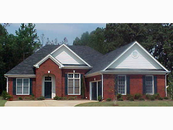 Shingle House Plan Front Photo 01 - 052D-0046 | House Plans and More