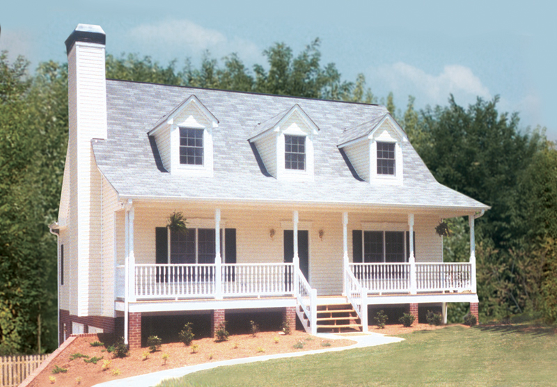 Sloane crest country home plan 052d 0048 house plans and for Cape cod dormer plans