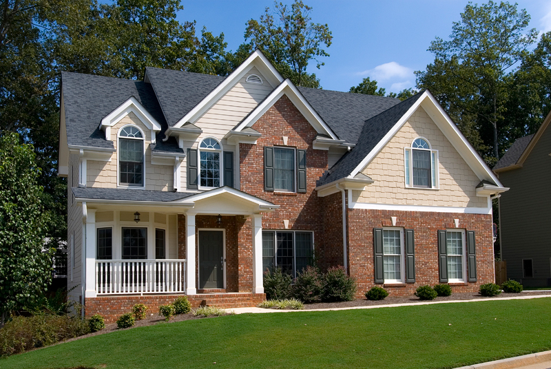 Two-Story Home With Curb Appeal