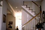 Farmhouse Home Plan Stairs Photo - 052D-0075 | House Plans and More