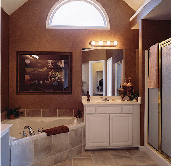 Shingle House Plan Bathroom Photo 01 - 052D-0078 | House Plans and More