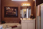 Traditional House Plan Bathroom Photo 01 - 052D-0078 | House Plans and More