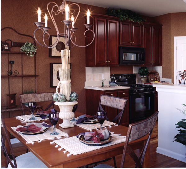 Shingle House Plan Kitchen Photo 01 052D-0078