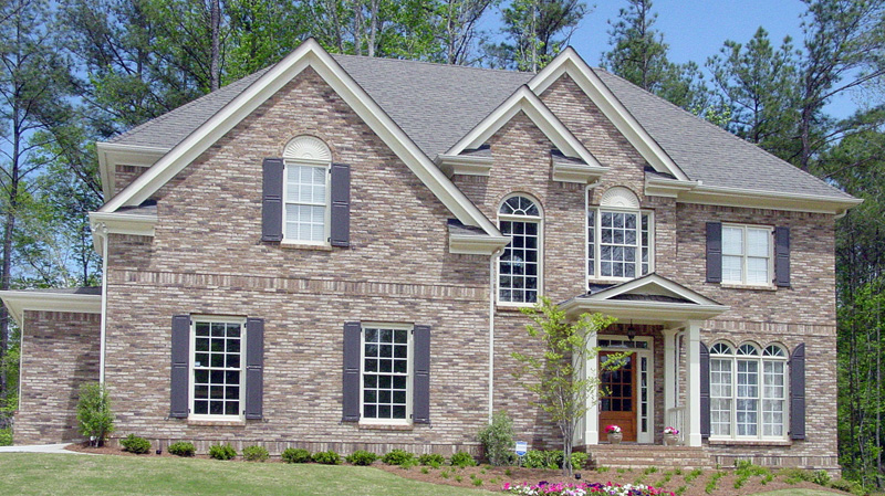 European House Plan Front of Home 052D-0087