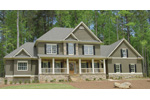 Southern House Plan Front Photo 01 - 052D-0088 | House Plans and More