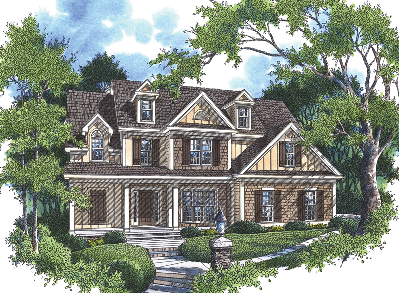 Spacious Cottage Style Home