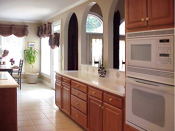 Greek Revival Home Plan Kitchen Photo 02 - 052D-0101 | House Plans and More