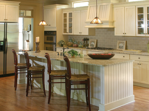 Craftsman House Plan Kitchen Photo 01 052D-0121