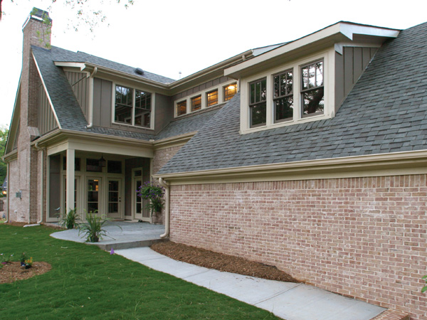 Luxury House Plan Side View Photo 01 - 052D-0121 | House Plans and More