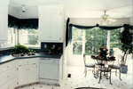 Early American House Plan Kitchen Photo 01 - 052D-0153 | House Plans and More