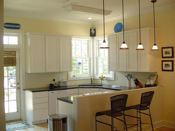 Vacation House Plan Kitchen Photo 01 052D-0154