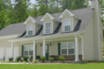 Trim Colonial Home