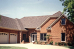 Traditional House Plan Front Photo 01 - 053D-0011 | House Plans and More