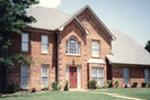 Traditional House Plan Front Photo 01 - 053D-0013 | House Plans and More