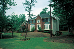 Colonial Floor Plan Front Photo 02 - 053D-0020 | House Plans and More