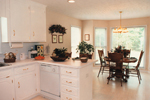 Colonial House Plan Kitchen Photo 02 - 053D-0020 | House Plans and More
