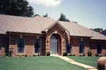 Traditional House Plan Front Photo 02 - 053D-0031 | House Plans and More