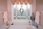 Greek Revival Home Plan Master Bathroom Photo 01 - 053D-0034 | House Plans and More