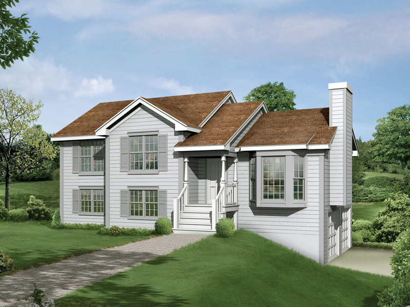 Traditional House Plan Front Image 053D-0039
