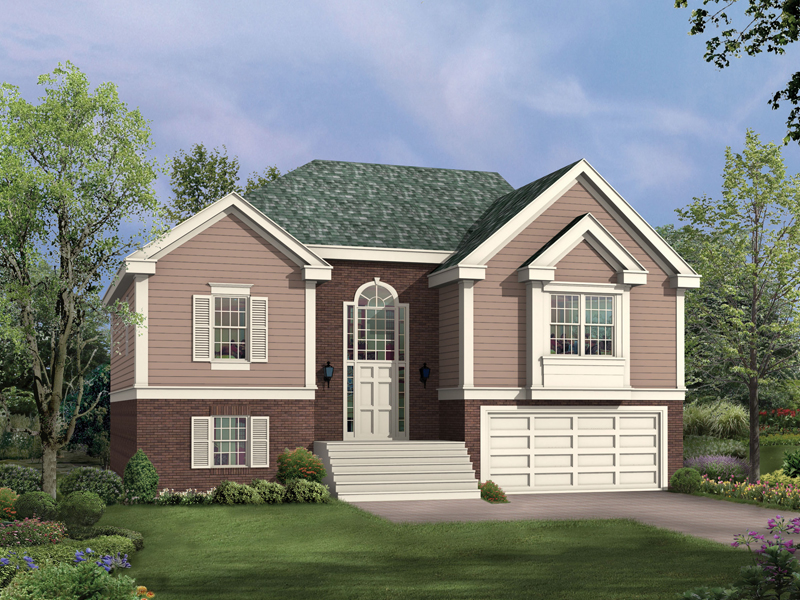 Traditional House Plan Front Image 053D-0040