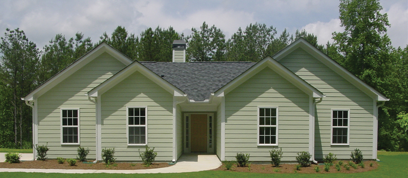 Traditional House Plan Front Photo of House - 053D-0044 | House Plans and More