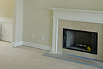 Cape Cod and New England Plan Fireplace Photo 01 - 053D-0062 | House Plans and More