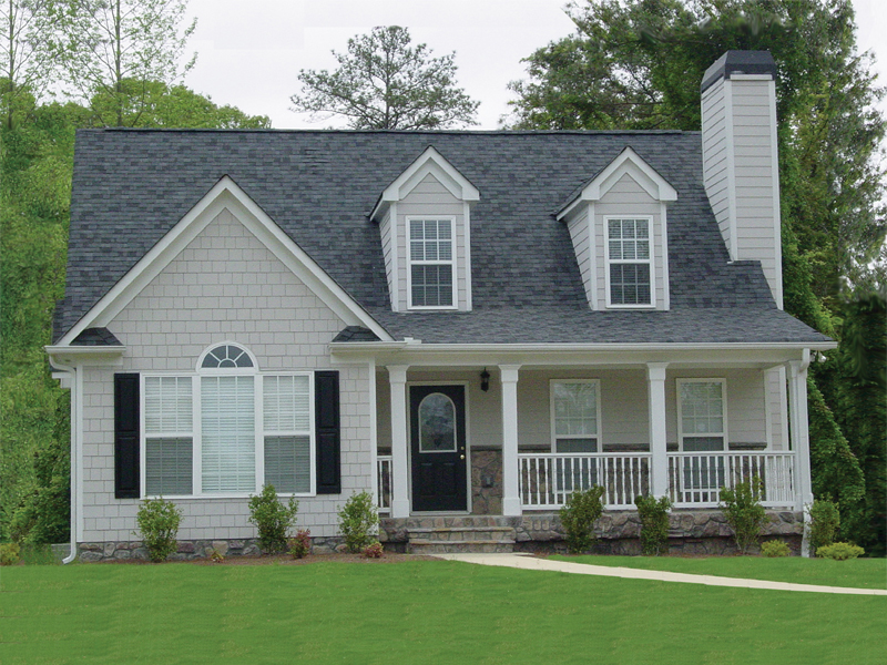Country House Plan Front of Home 053D-0062
