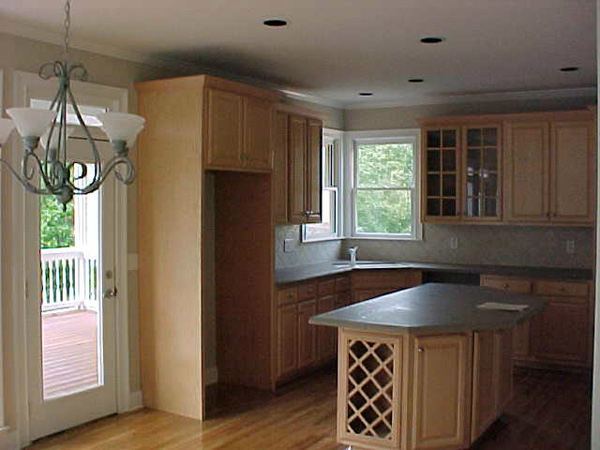Shingle House Plan Kitchen Photo 01 - 053D-0063 | House Plans and More