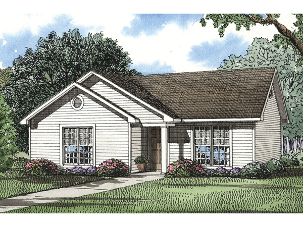 Home ideas small ranch house plans for Small ranch house plans