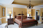 Ranch House Plan Bedroom Photo 01 - 055D-0054 | House Plans and More