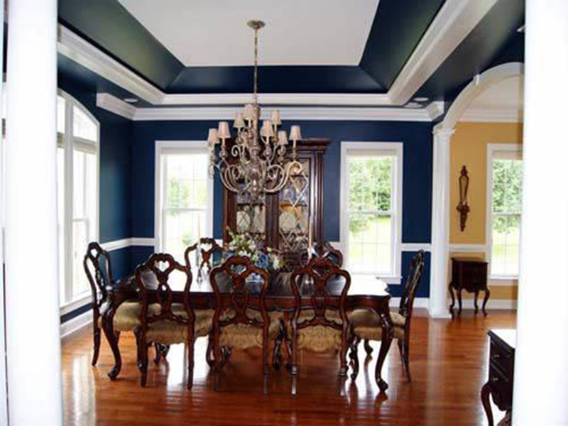 Ranch House Plan Dining Room Photo 01 - 055D-0054 | House Plans and More