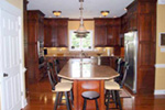Ranch House Plan Kitchen Photo 02 - 055D-0054 | House Plans and More