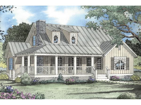 Wilshire Terrace Mountain Home Plan 055d 0067 House