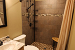 Cabin & Cottage House Plan Bathroom Photo 01 - 055D-0068 | House Plans and More