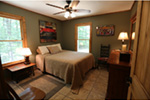 Cabin & Cottage House Plan Master Bedroom Photo 01 - 055D-0068 | House Plans and More