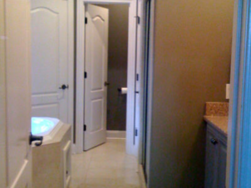 Multi-Family House Plan Bathroom Photo 01 - 055D-0077 | House Plans and More